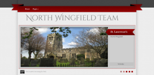 North Wingfield Team website