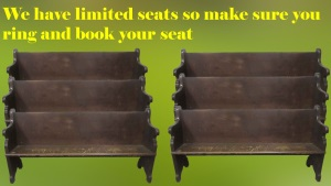 book your seat
