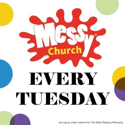 Messy Church Every Tuesday